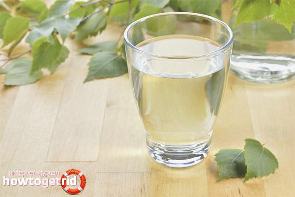 Березовый сок при беременности