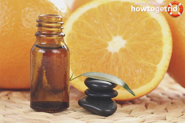 Эфирное масло апельсина для лица