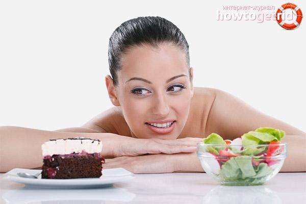 Как уменьшить аппетит, чтобы похудеть