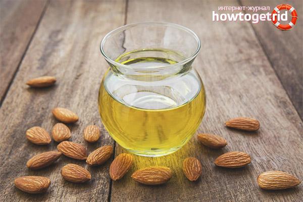 Кому рекомендовано пользоваться маслом миндаля