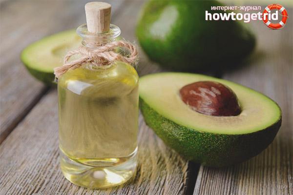 Масло авокадо как идеальное косметологическое средство