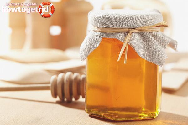 Мед в косметологии при беременности