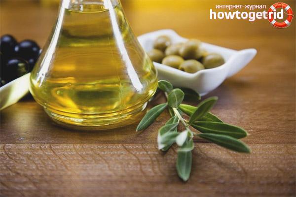 Оливковое масло при беременности