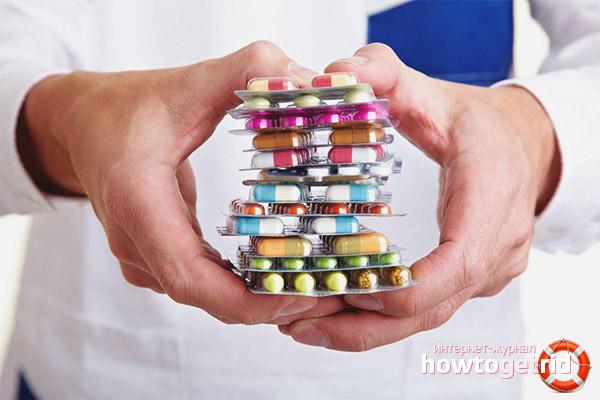 Отхаркивающие лекарства от бронхита