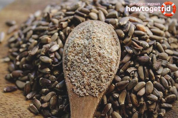 Противопоказания семян расторопши