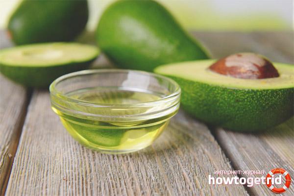 Рецепты с применением масла авокадо в составе маски для лица