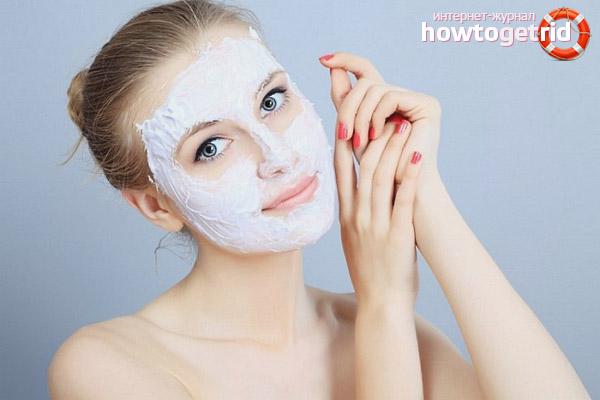 Маски для увлажнения кожи