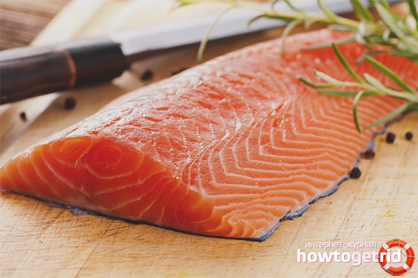 Можно ли красную рыбу при грудном вскармливании