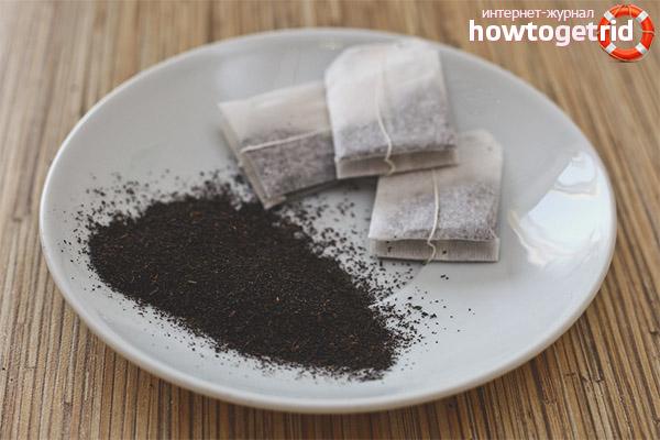 Польза пакетированного чая