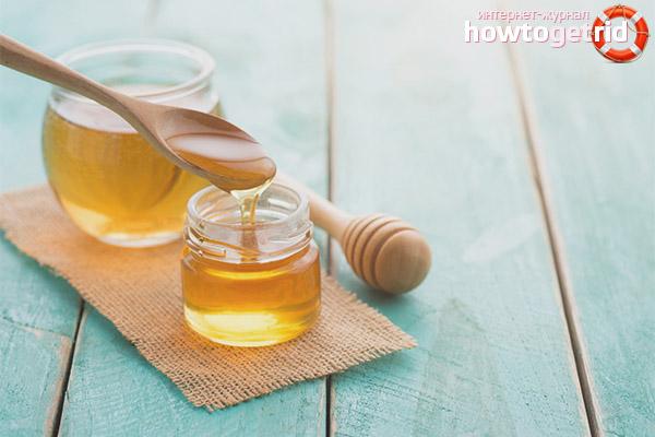 Эффективные рецепты с медом от простуды