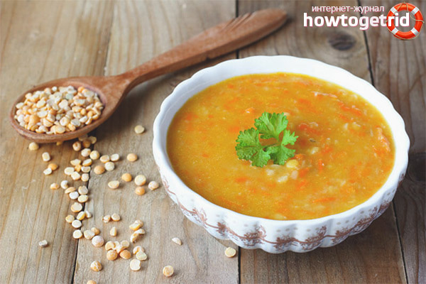 Можно ли беременным гороховый суп